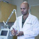 Dr Amir Marashi obgyn working