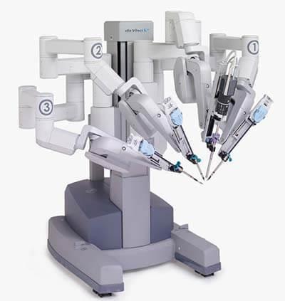Robotic Laparoscopic Surgery